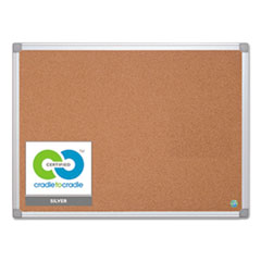 MasterVision® Earth Cork Board Thumbnail
