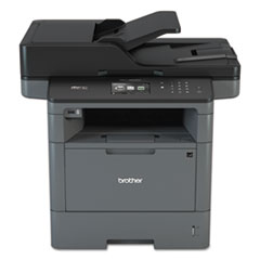 Brother MFCL5800DW Business Laser All-in-One Printer with Duplex Printing and Wireless Networking