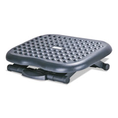Alera® Relaxing Adjustable Footrest