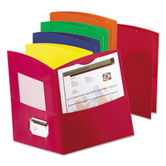 Oxford® Contour Twin-Pocket Folders Thumbnail