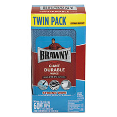 Brawny® Giant Durable Disinfecting Wipes Thumbnail