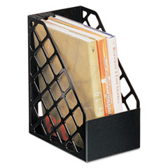 Universal® Recycled Plastic Large Magazine File Thumbnail