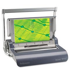Fellowes® Quasar™ Manual Wire Binding Machine Thumbnail