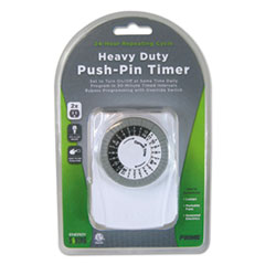 PRIME® Heavy Duty Push-Pin Timer Thumbnail