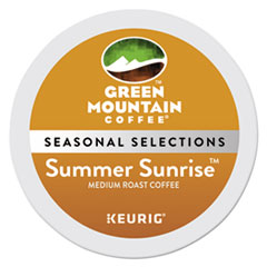 Green Mountain Coffee® Summer Sunrise Blend K-Cups, 24/Box