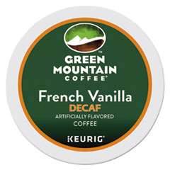 Green Mountain Coffee® French Vanilla Decaf Coffee K-Cups®