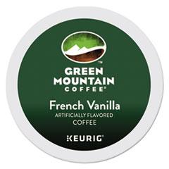 Green Mountain Coffee® French Vanilla Coffee K-Cups, 24/Box