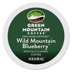 Green Mountain Coffee® Fair Trade Wild Mountain Blueberry™ Coffee K-Cups®