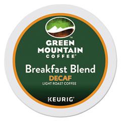 Green Mountain Coffee® Breakfast Blend Decaf Coffee K-Cups®