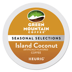 Green Mountain Coffee® Island Coconut® Coffee K-Cups® Thumbnail