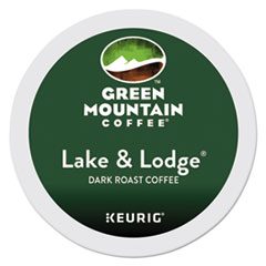 Green Mountain Coffee® Lake & Lodge Coffee K-Cups, 24/Box