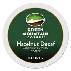 Green Mountain Coffee® Hazelnut Decaf Coffee K-Cups, 24/Box
