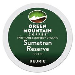 Green Mountain Coffee® Fair Trade Organic Sumatran Extra Bold Coffee K-Cups, 24/Box