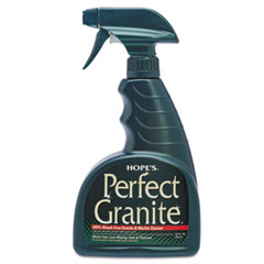 Hope's® Perfect Granite Daily Cleaner, 22 oz Spray Bottle