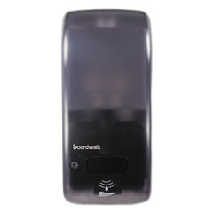 "Boardwalk® Rely Hybrid Foam Soap Dispenser, 900 mL, 5.25"" x 4"" x 12"", Black Pearl"
