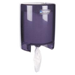 San Jamar® Centerpull Paper Towel Dispenser, Black Pearl, 9 1/8 x 9 1/2 x 11 5/8