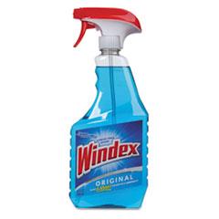 Windex® Original Glass Cleaner, 26 oz Spray Bottle, 8/Carton