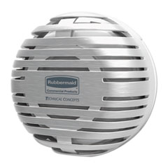 "Rubbermaid® Commercial TC TCell 2.0 Air Freshener Dispenser, 4.09"" x 2.36"" x 4.09"", Brushed Chrome"