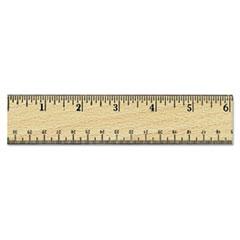 Universal® Flat Wood Ruler Thumbnail
