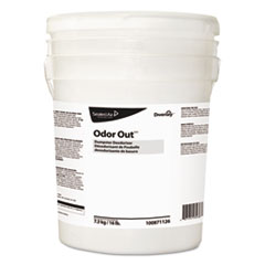 Diversey™ Odor Out Odor Counteractant Pellets, Fresh Floral, Pink, 16 lb Pail