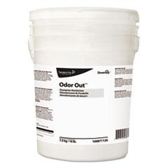 Diversey™ Odor Out Odor Counteractant Pellets, Fresh Floral, Pink, 16 lb Pail