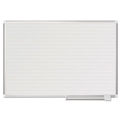 MasterVision® Ruled Magnetic Steel Dry Erase Planning Board Thumbnail