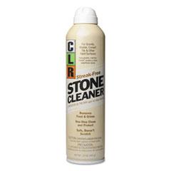 CLR® PRO Stone Cleaner & Polish, 12 oz Aerosol, 6/Carton