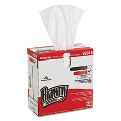 Brawny Industrial® HEF Disposable Shop Towels Thumbnail