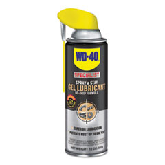 WD-40® Specialist Spray & Stay Gel, 10 oz Aerosol Can, 6/Carton