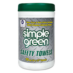 Simple Green® Safety Towels