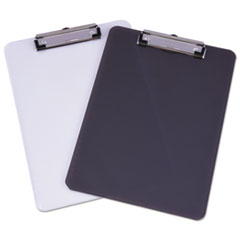Universal® Plastic Clipboard with Low Profile Clip Thumbnail