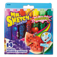 Mr. Sketch® Washable Markers Thumbnail