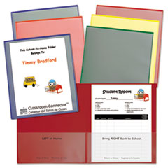C-Line® Classroom Connector™ Folders Thumbnail
