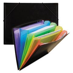 C-Line® Rainbow Document Sorter/Case