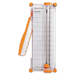 "Fiskars® Personal Paper Trimmer, 7 Sheets, 12"" Cut Length"