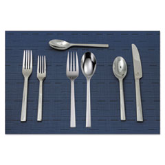 Office Settings Stainless Steel Flatware Thumbnail