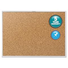 Quartet® Classic Series Cork Bulletin Board