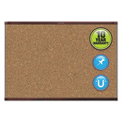 Quartet® Prestige® 2 Magnetic Cork Bulletin Board Thumbnail