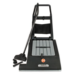"""Hoover® Commercial Ground Command 30"""" Wide-Area Vacuum, 103 lbs, Black"""