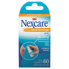 3M Nexcare™ No-Sting Liquid Bandage Spray, 0.61oz