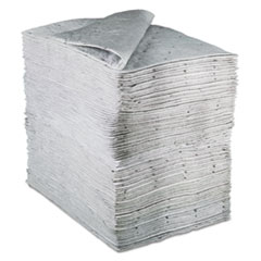 3M™ Sorbent Pads, High-Capacity, Maintenance,0.375gal Capacity, 100/Carton
