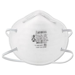 3M™ N95 Particle Respirator 8200 Mask, 20/Box