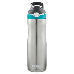 Contigo® AUTOSPOUT Ashland Chill Water Bottle, 20 oz, Scuba, Stainless Steel