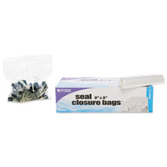 Stout® by Envision™ Seal Closure Bags