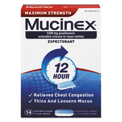 Mucinex® Maximum Strength Expectorant