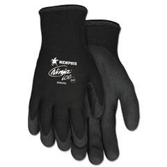 MCR™ Safety Ninja Ice Gloves, Black, Large