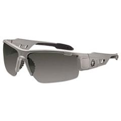 SKULLERZ by Ergodyne DAGR-AF Dagr Safety Glasses Black Frm Clear Anti-Fog,