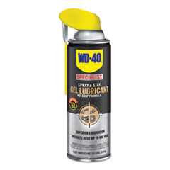 WD-40® Specialist Spray & Stay Gel, 10 oz Aerosol Can
