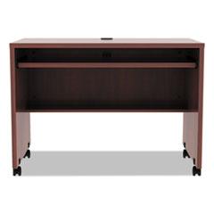 Alera® Valencia(TM) Series Mobile Workstation Desk