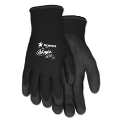 MCR™ Safety Ninja Ice Gloves, Black, Medium